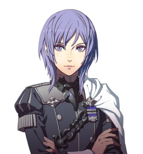 Yuri Fire Emblem Three Houses Cindered Shadows DLC