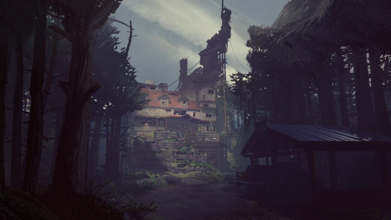 Video game that deserve the witcher's netflix treatment - What remains of Edith Finch