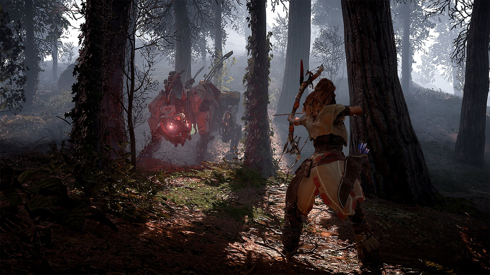 Horizon Zero Dawn is getting a PC release