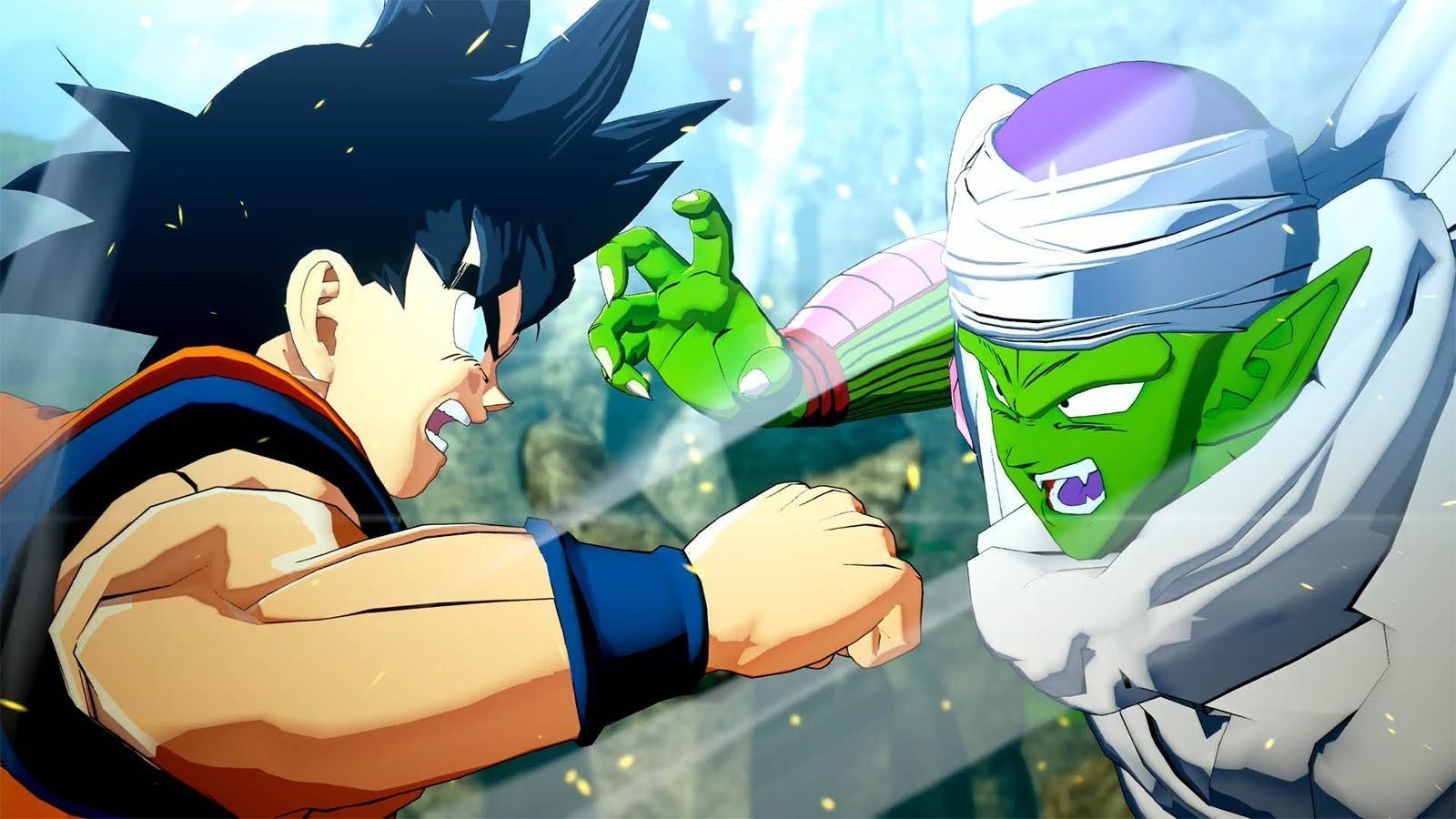 Can you avoid battles in Dragon Ball Z: Kakarot