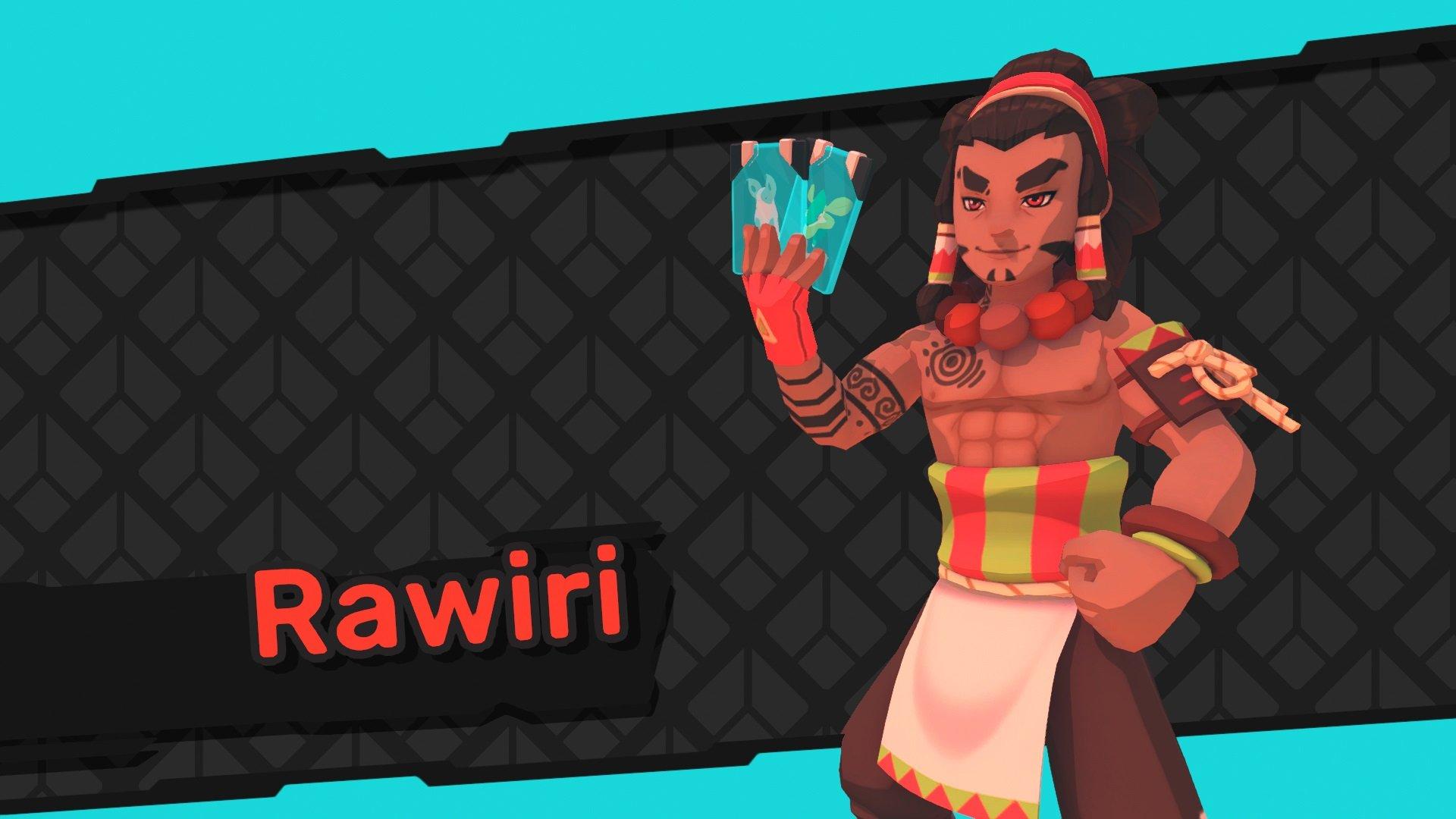 How to beat Rawiri in Temtem