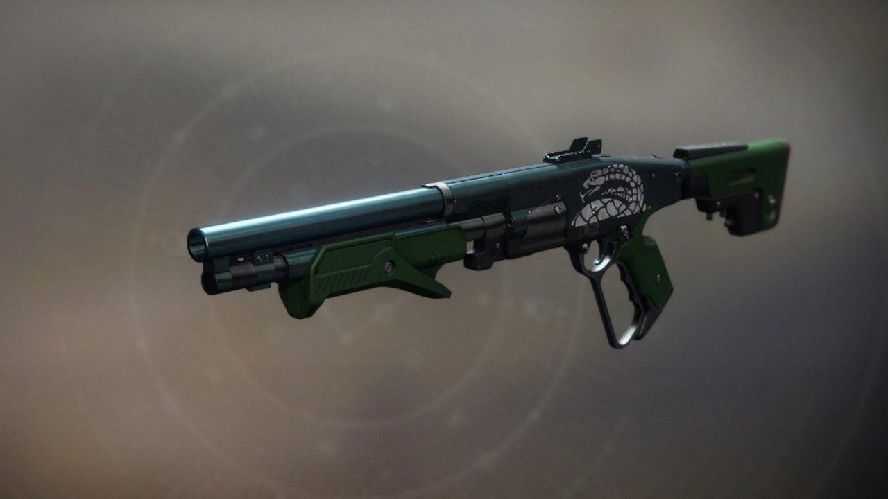How to get python ritual weapon destiny 2
