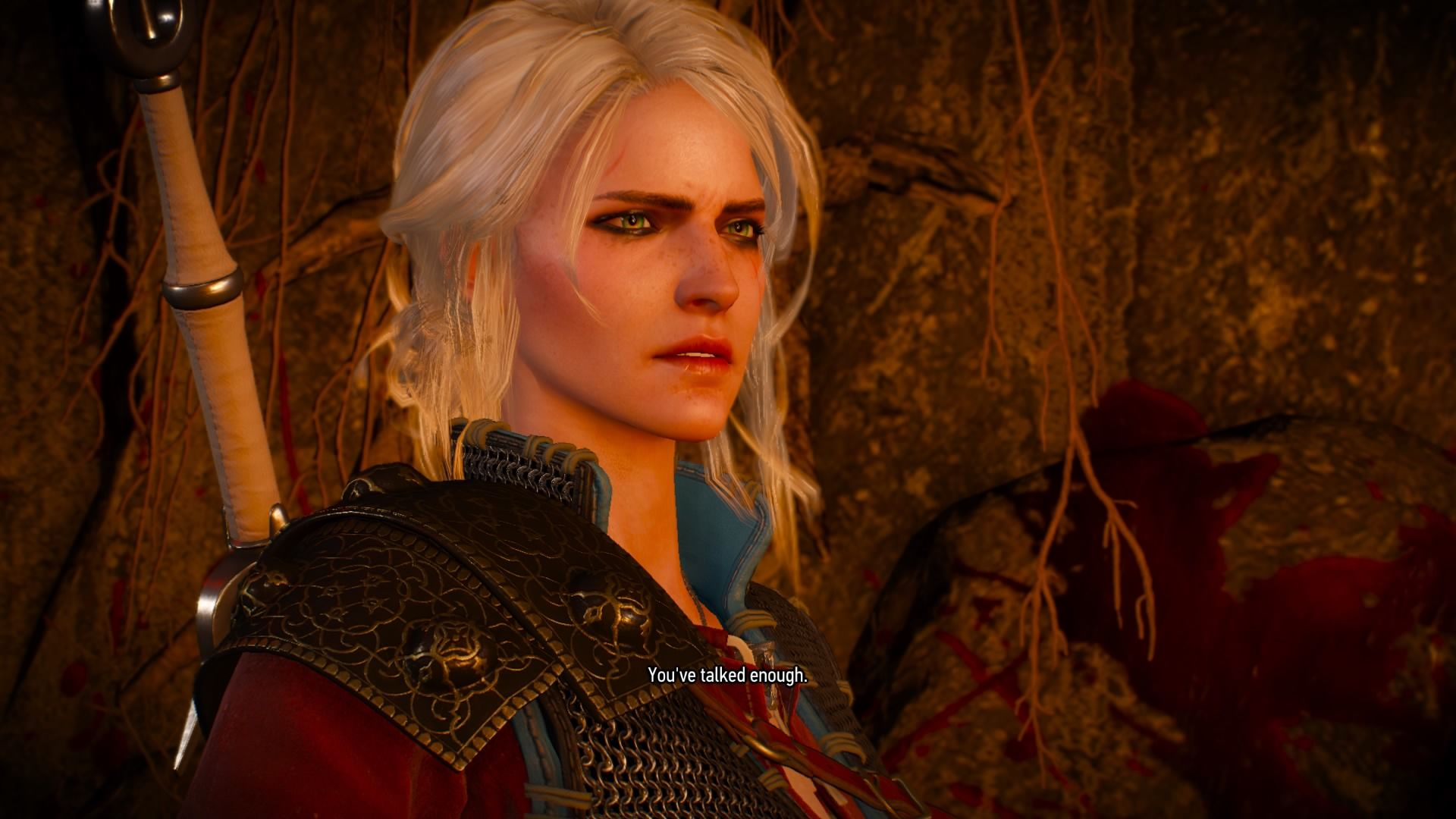 How to get the Bittersweet Ending in The Witcher 3
