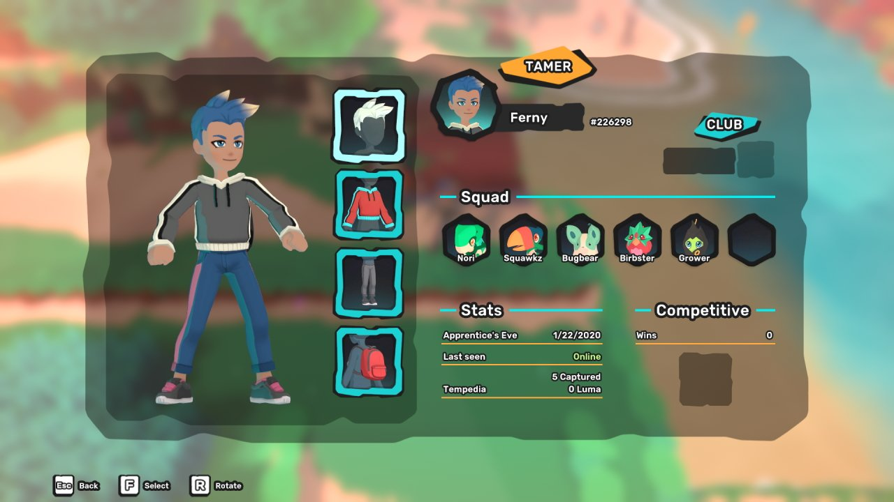 How to play with friends in Temtem