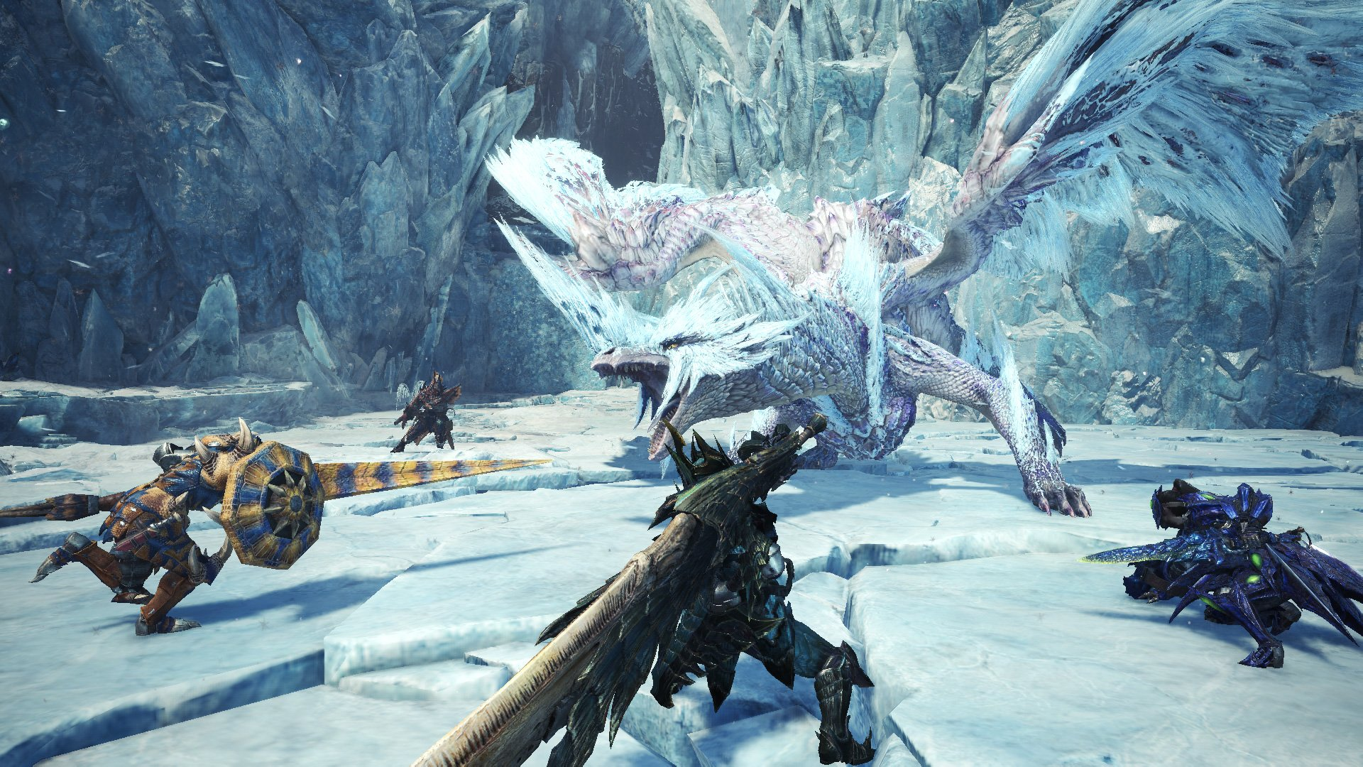 How long to beat Monster Hunter World: Iceborne