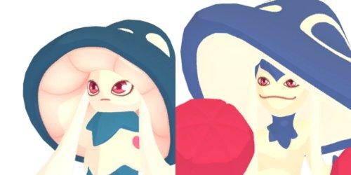 Mushi evolution temtem