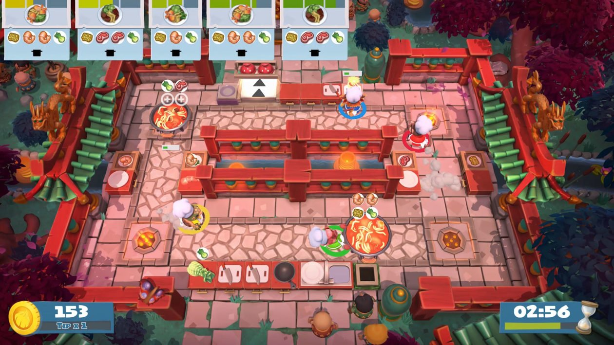 Overcooked 2 spring harvest free dlc
