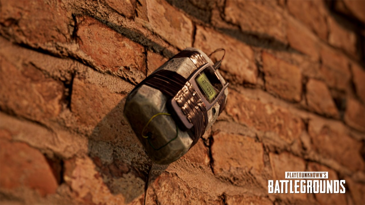 PUBG patch notes 6.1 update - sticky bombs