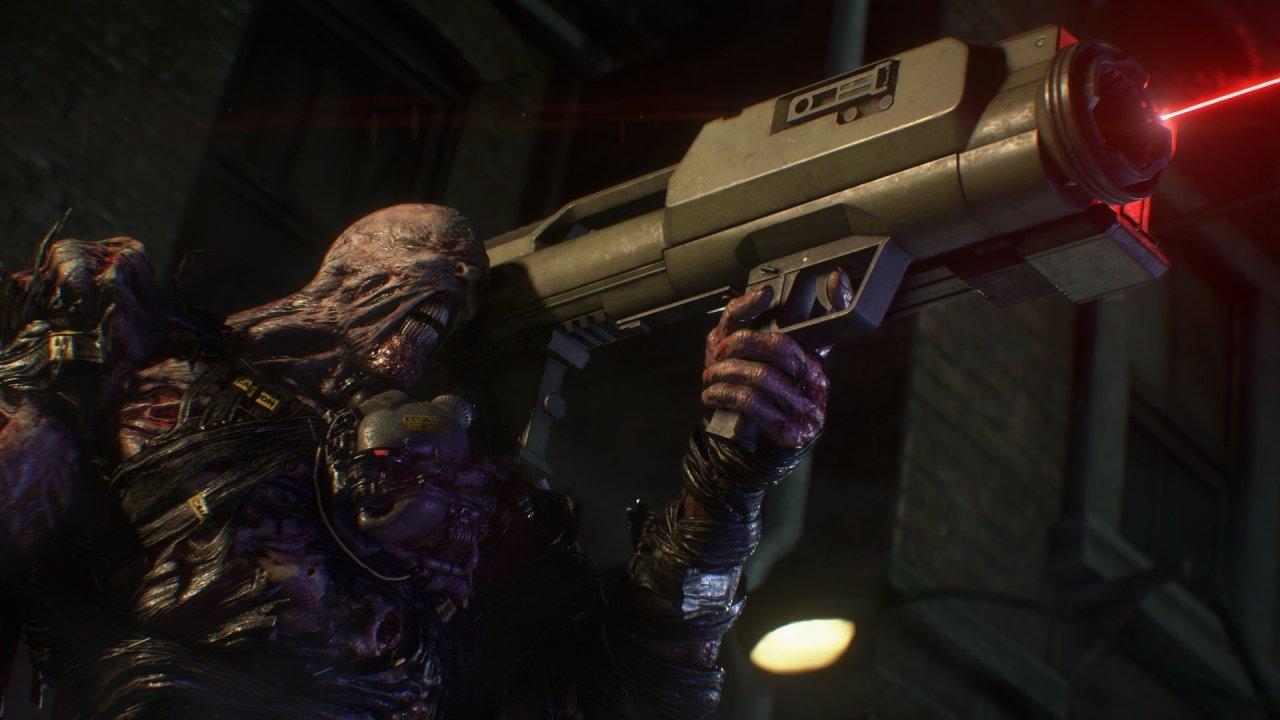 Resident Evil Nemesis Trailer Tyrant
