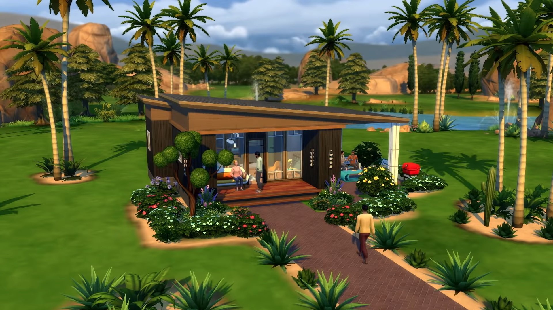 Tiny homes coming to Sims 4 in new DLC
