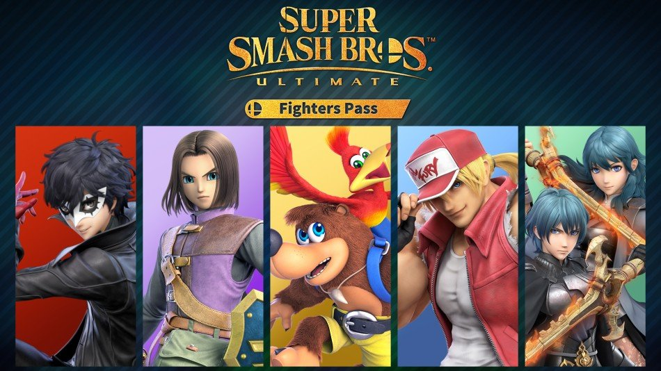 Where to buy Fighter Pass 2 Smash Ultimate