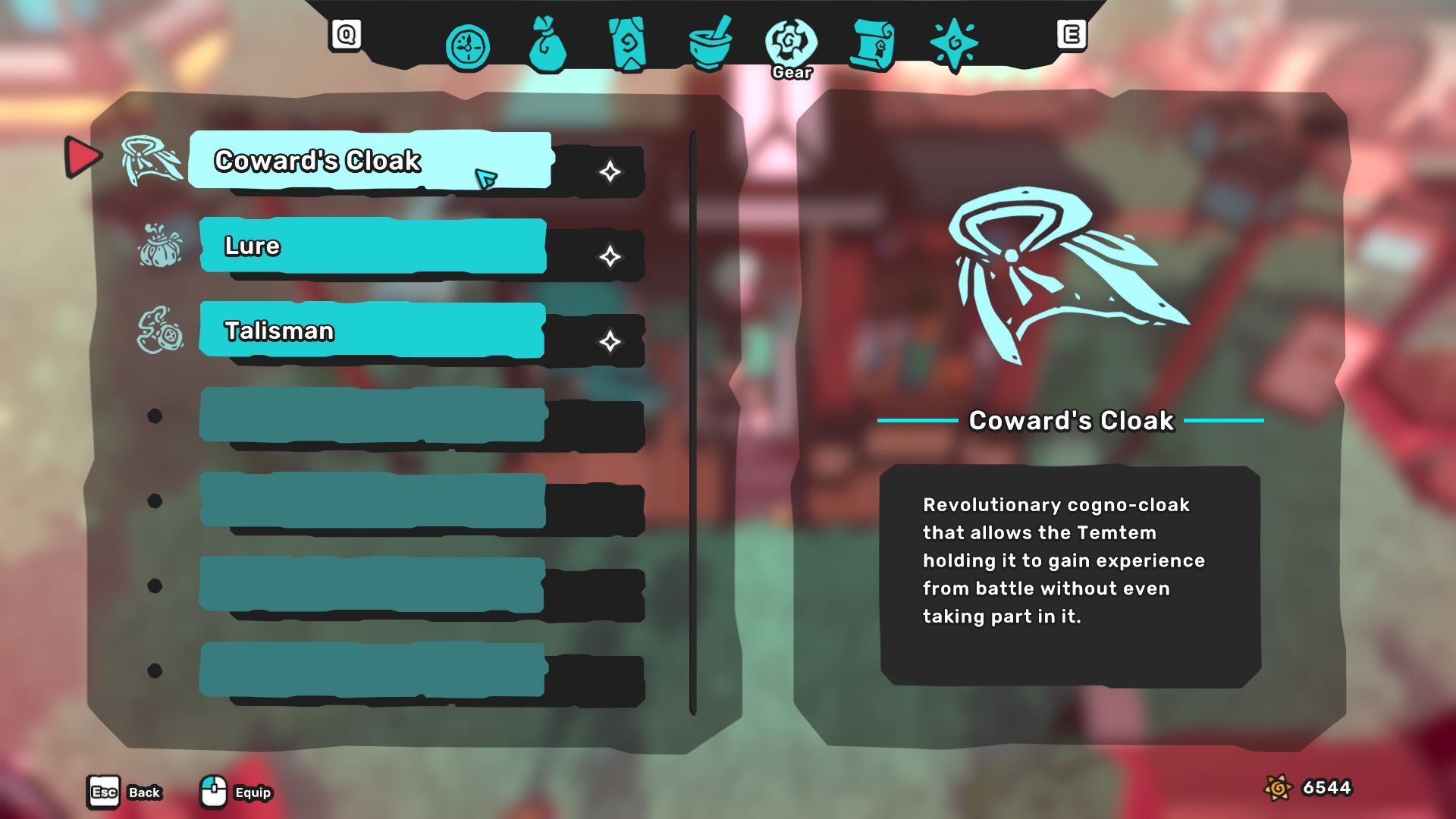 How to get the Coward's Cloak in Temtem