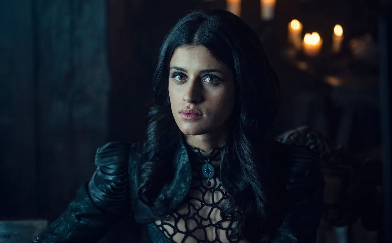 Who plays Yennefer in Netflix's The Witcher