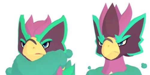 Zephyruff evolution temtem