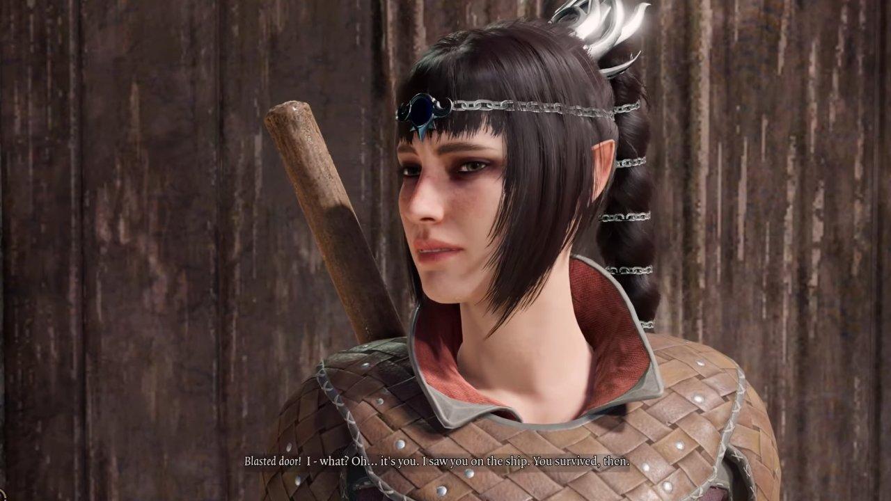 Baldurs Gate 3 mocap cutscenes