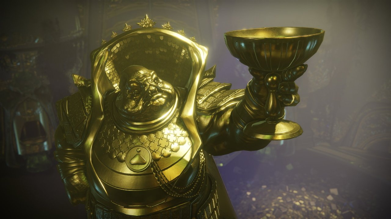 Menagerie chart recipes rune combinations destiny 2 - a golden statue
