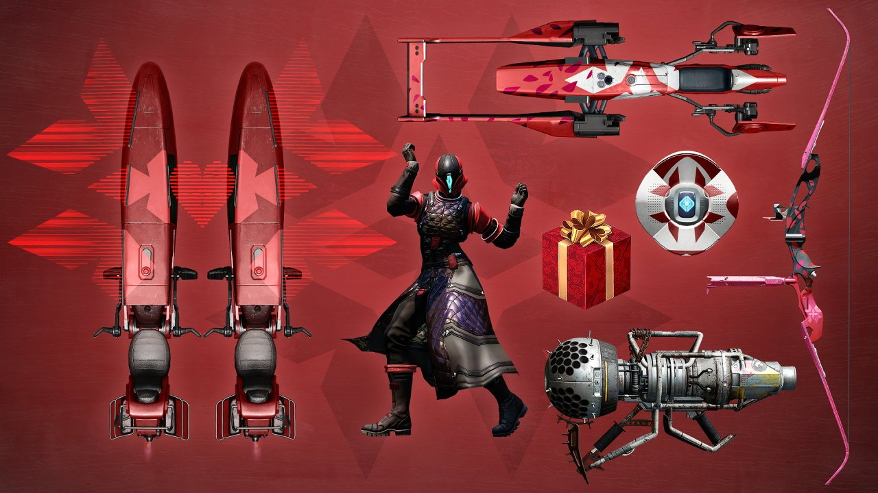 Everything new in Destiny 2 Crimson Days event