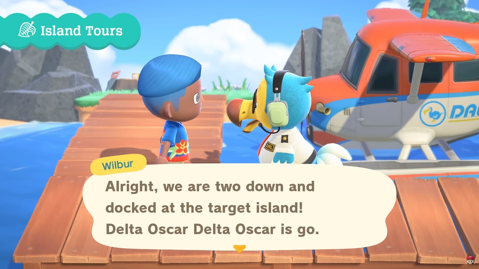 How to go on Island Tours in Animal Crossing: New Horizons