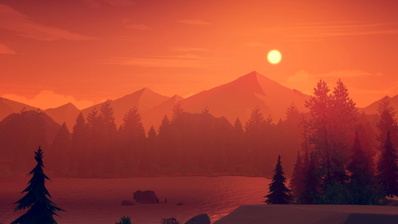 Firewatch games that would make great movies