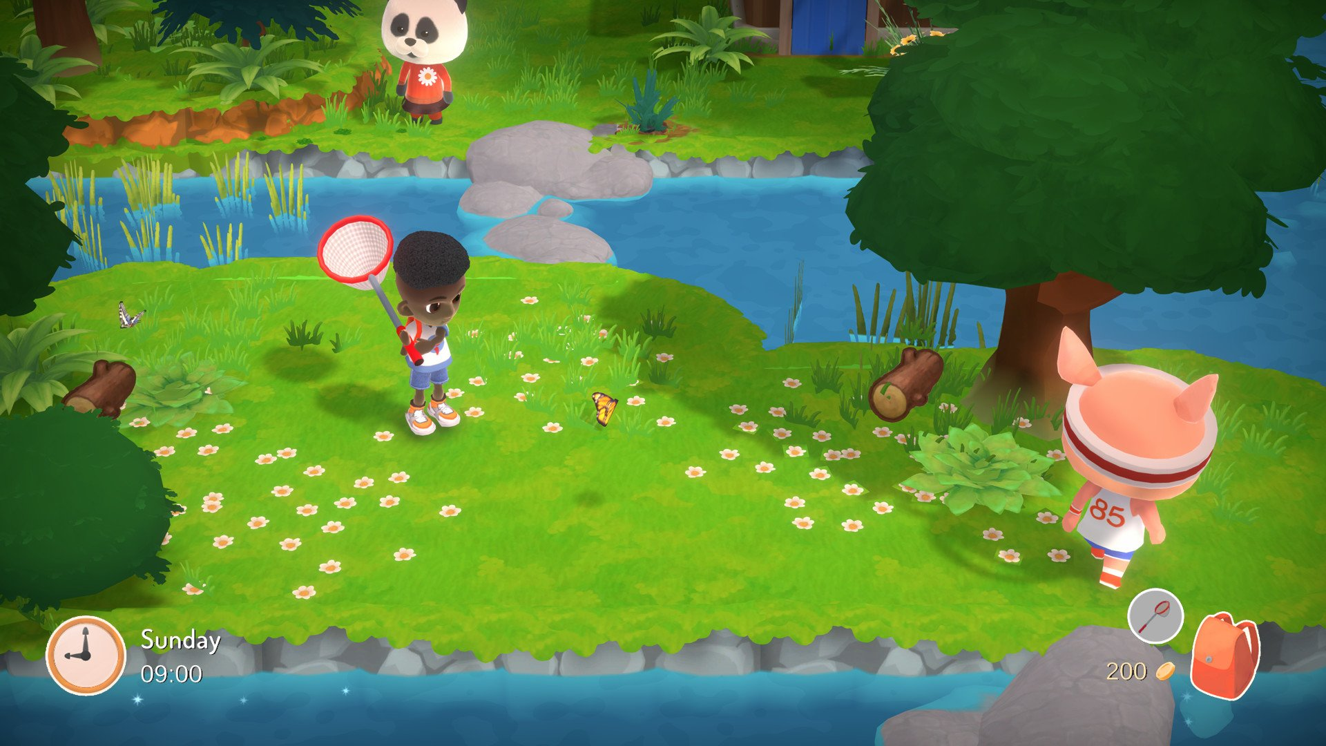 Hokko LIfe is an indie Animal Crossing game for PC