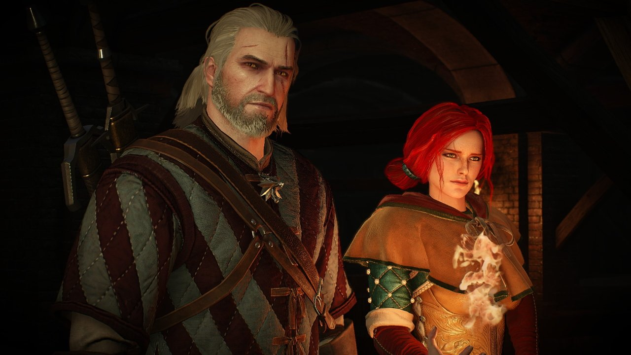 How old is geralt in the witcher 3 geralt age