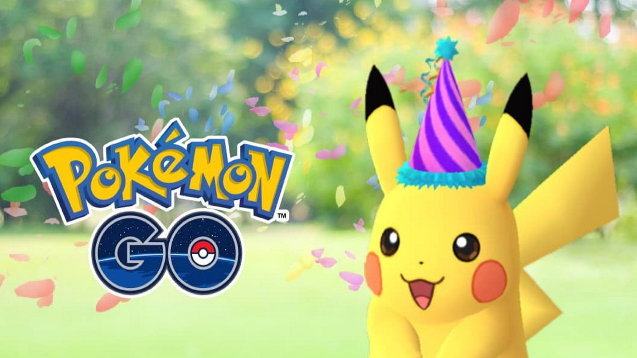 How to catch party hat pokemon in pokemon go