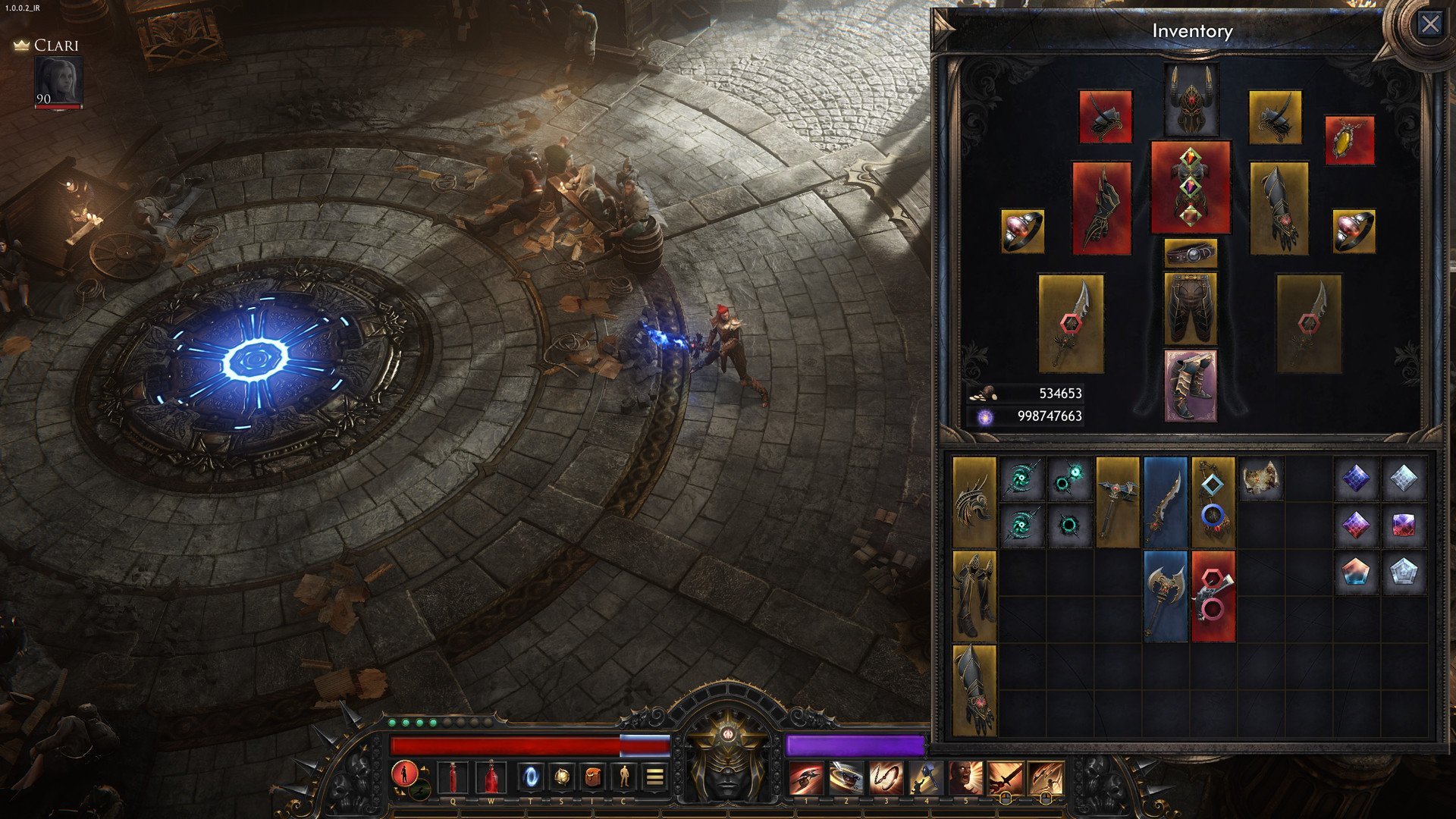 How to save in Wolcen: Lords of Mayhem