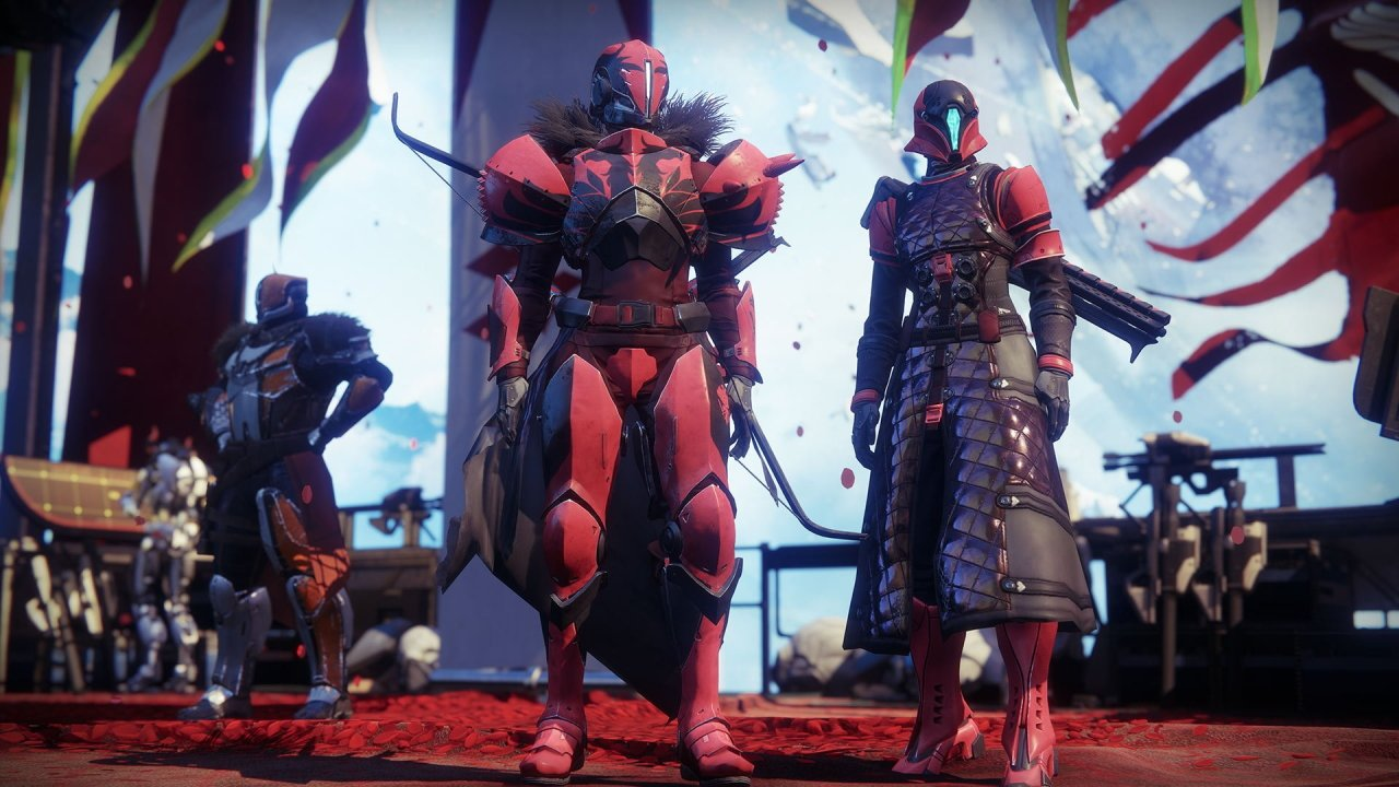 Love Story Bounty Destiny 2 guide crimson days