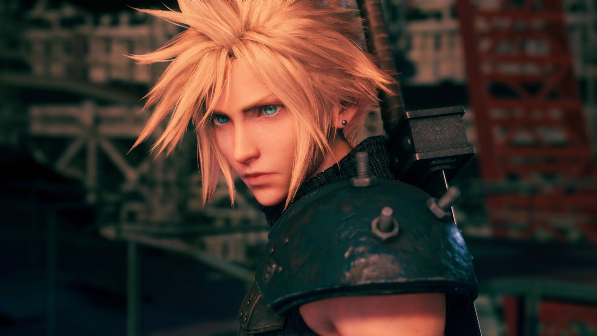 Despite Square Enix scaling back its presence this year, attendees can still get demo time with the Final Fantasy 7 Remake.