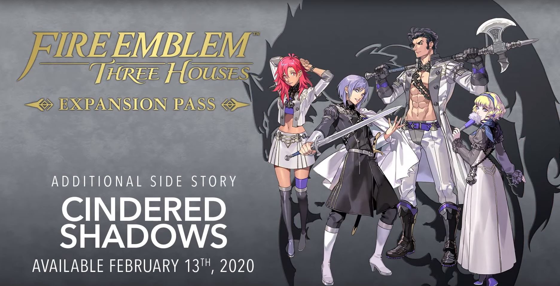 How to play the Cindered Shadows DLC in Fire Emblem: Three Houses