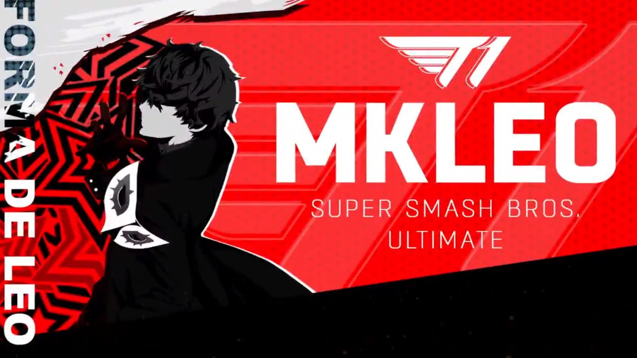 MKLEO joins T1 esports SMash Ultimate