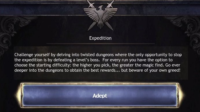 How to unlock veteran expeditions in Wolcen lords of mayhem