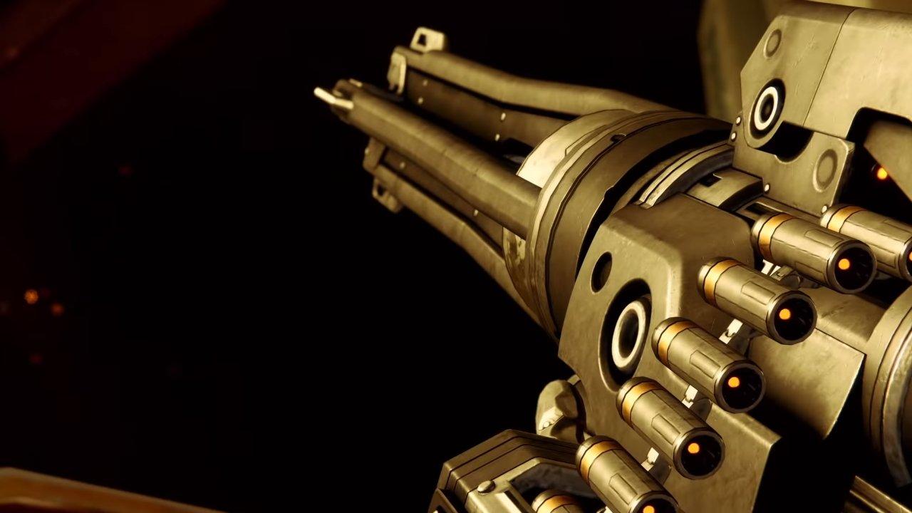 All exotics in Season of the worthy - secret exotic machine gun