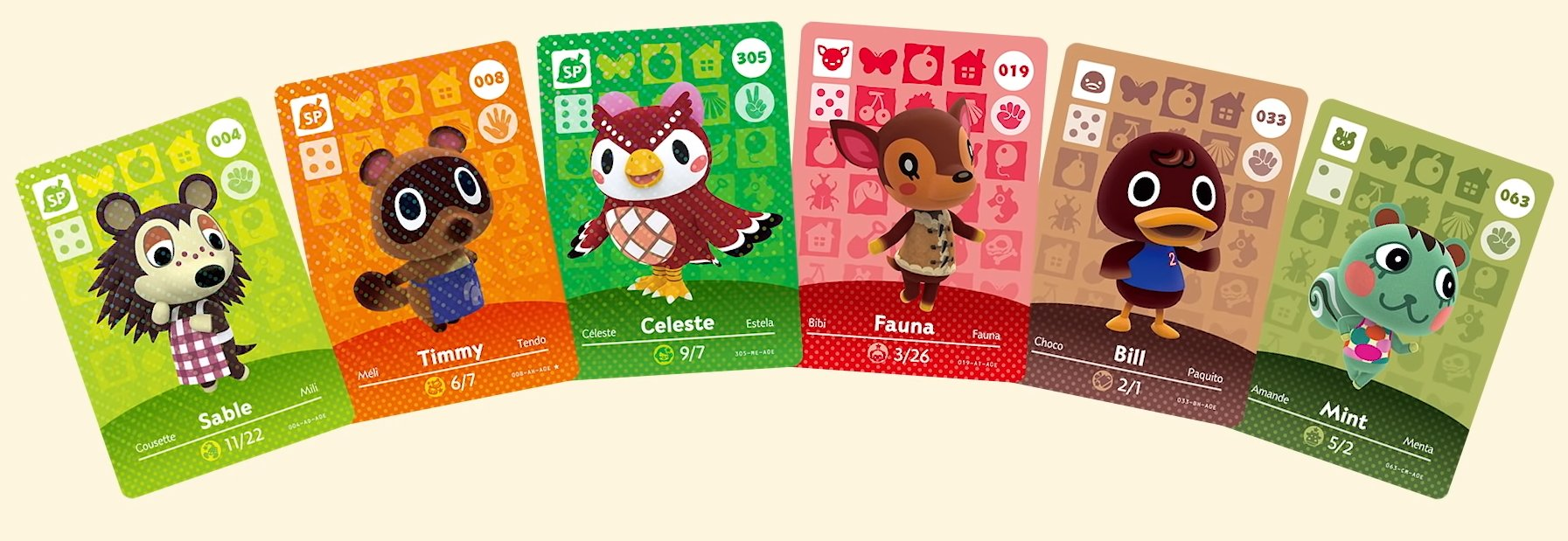 All villagers animal crossing new horizons