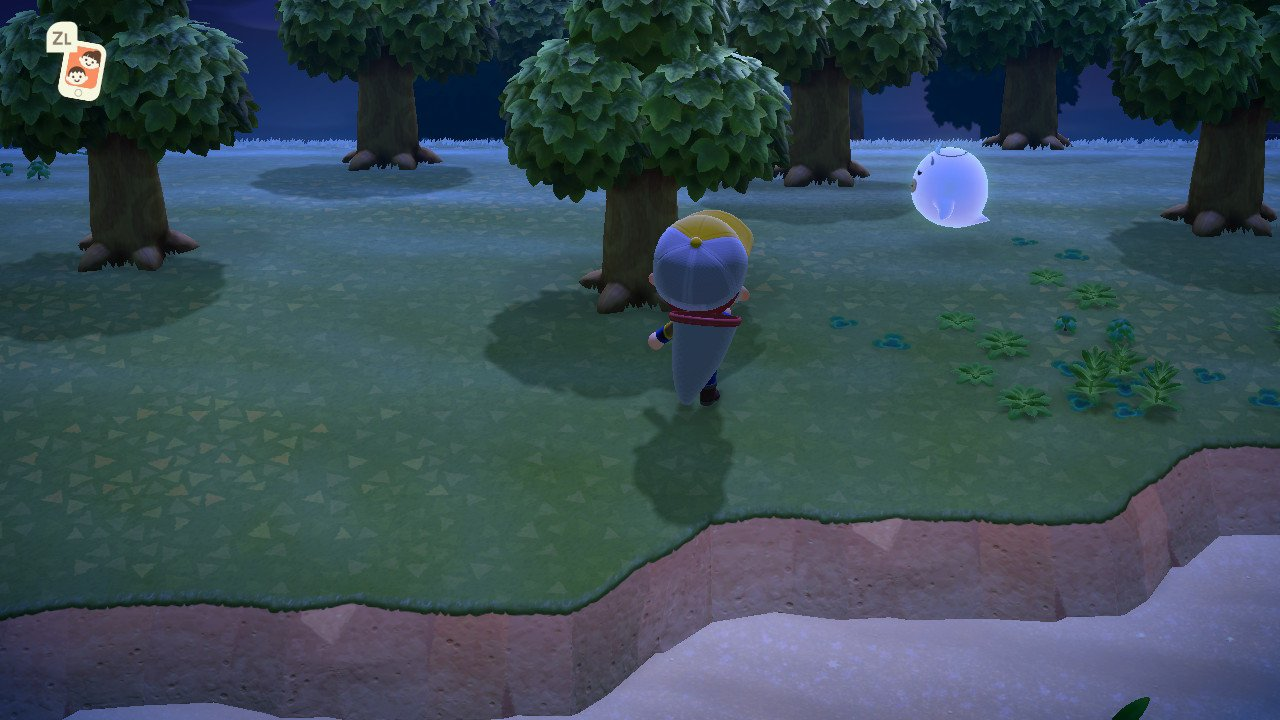 How to help Wisp in Animal Crossing: New Horizons