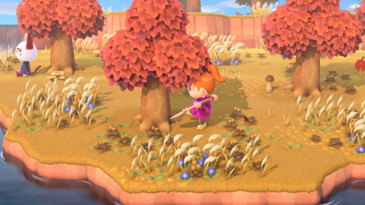 Animal Crossing: New Horizons money tree guide