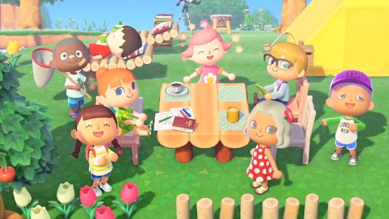 Animal Crossing: New Horizons Switch Online features