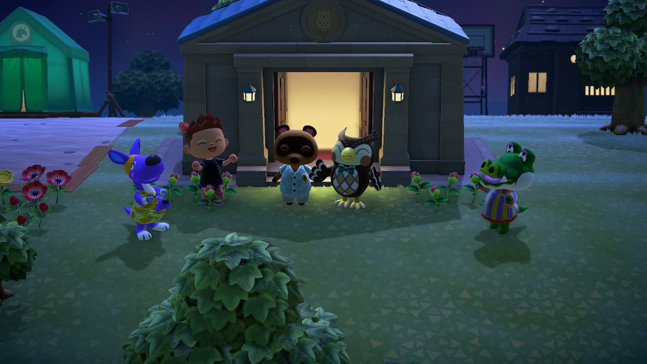 Animal Crossing: New Horizons update 1.1.1 patch notes