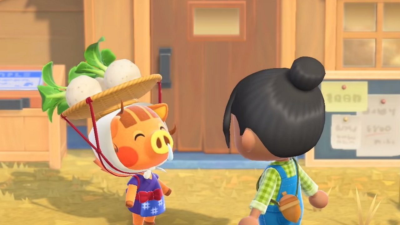 Animal Crossing: New Horizons villagers list