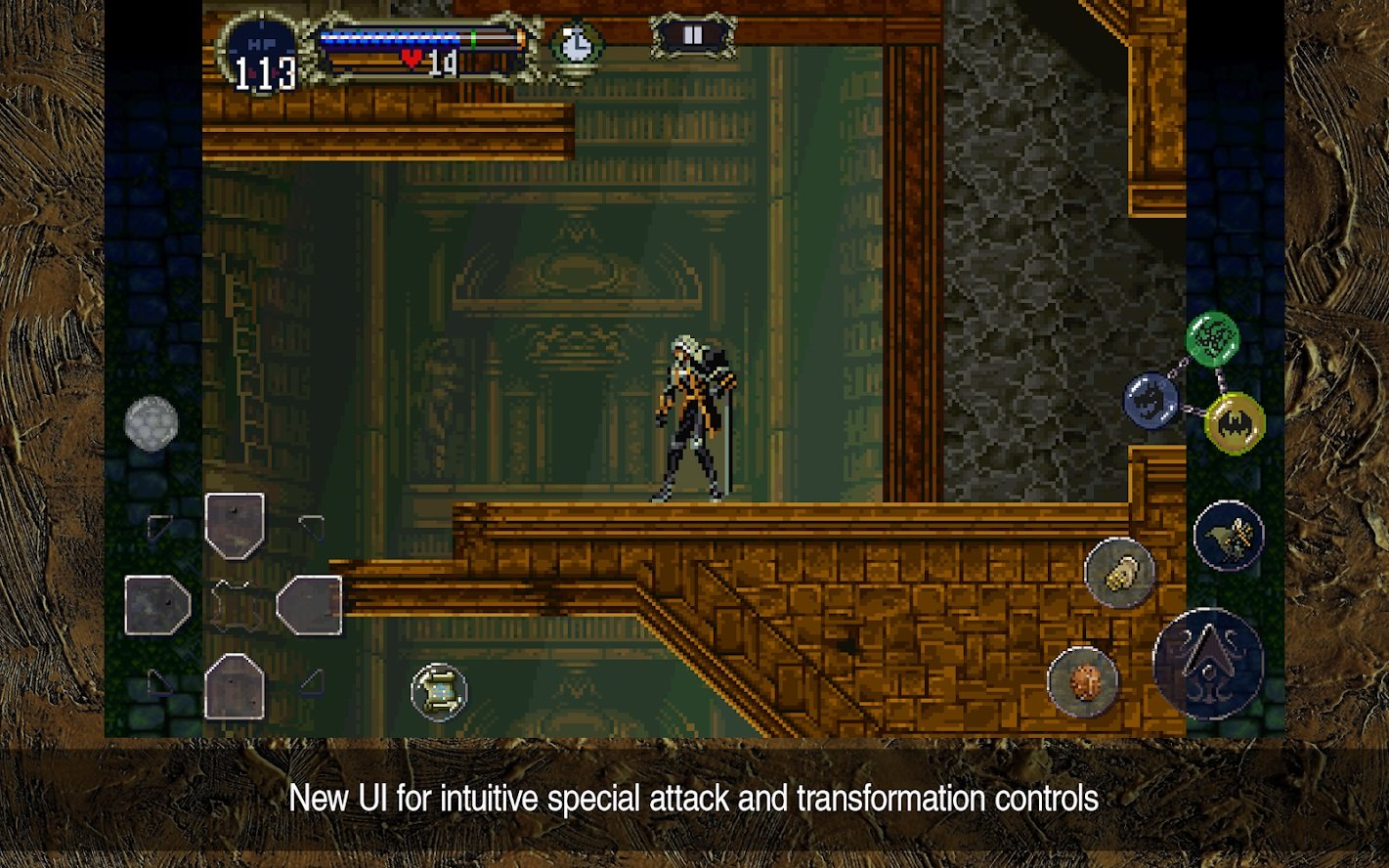 Castlevania mobile game now available on iOS and Android
