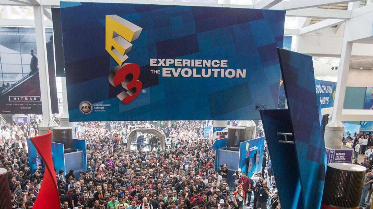 Thousands of people gather at E3 every year. With COVID-19 circulating, attending an event like this may not be the best idea.