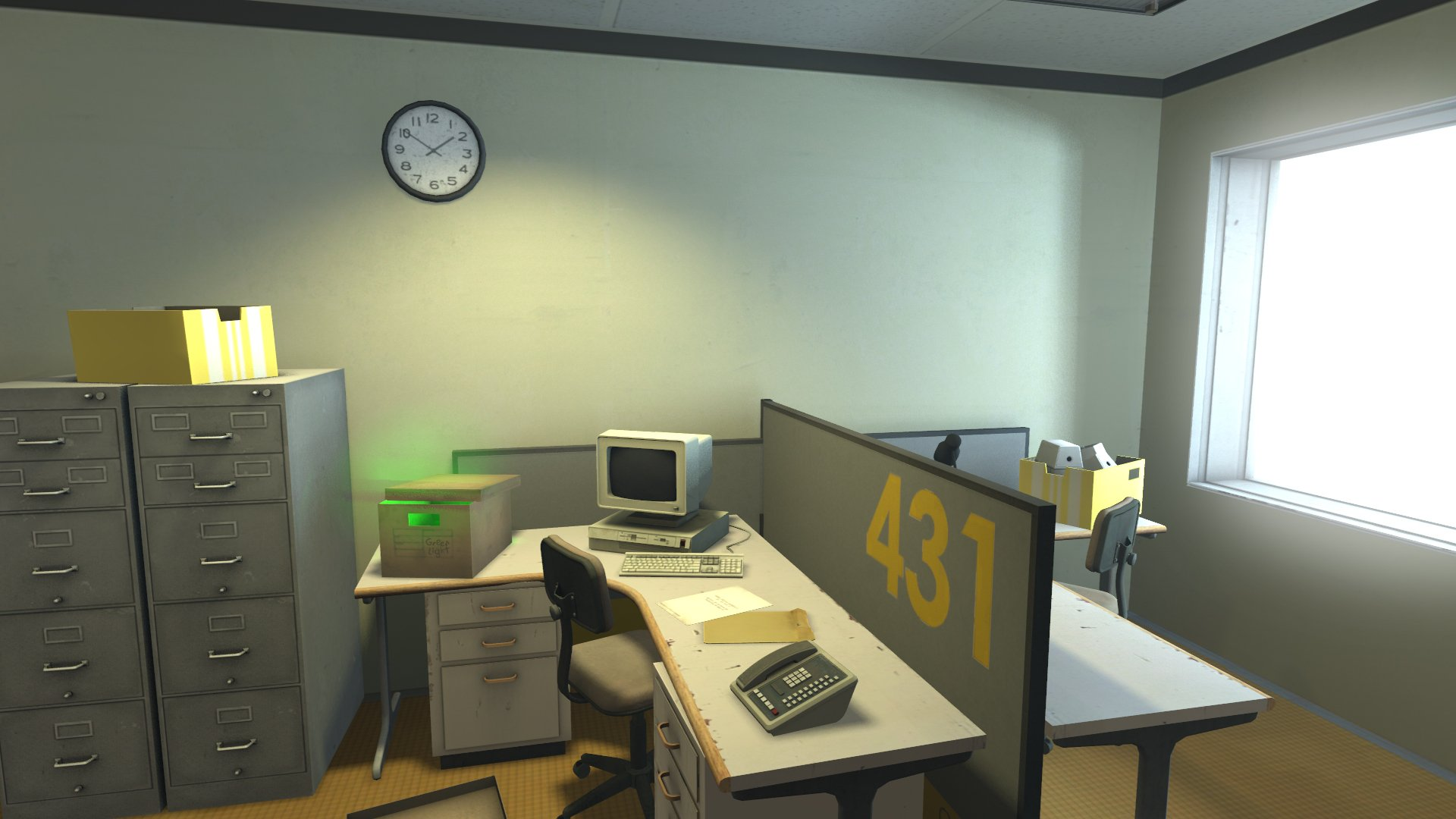 The Stanley Parable is free on the Epic Games Store next week