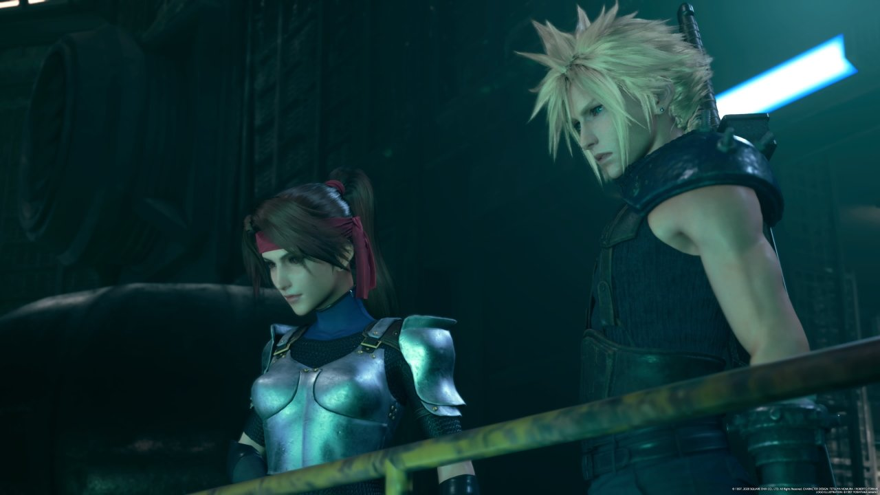Final Fantasy remake demo for newcomers