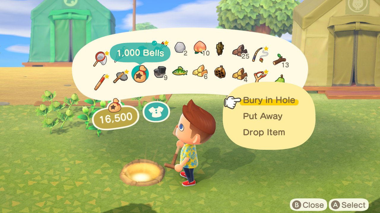 Get bells quickly animal crossing new horizons