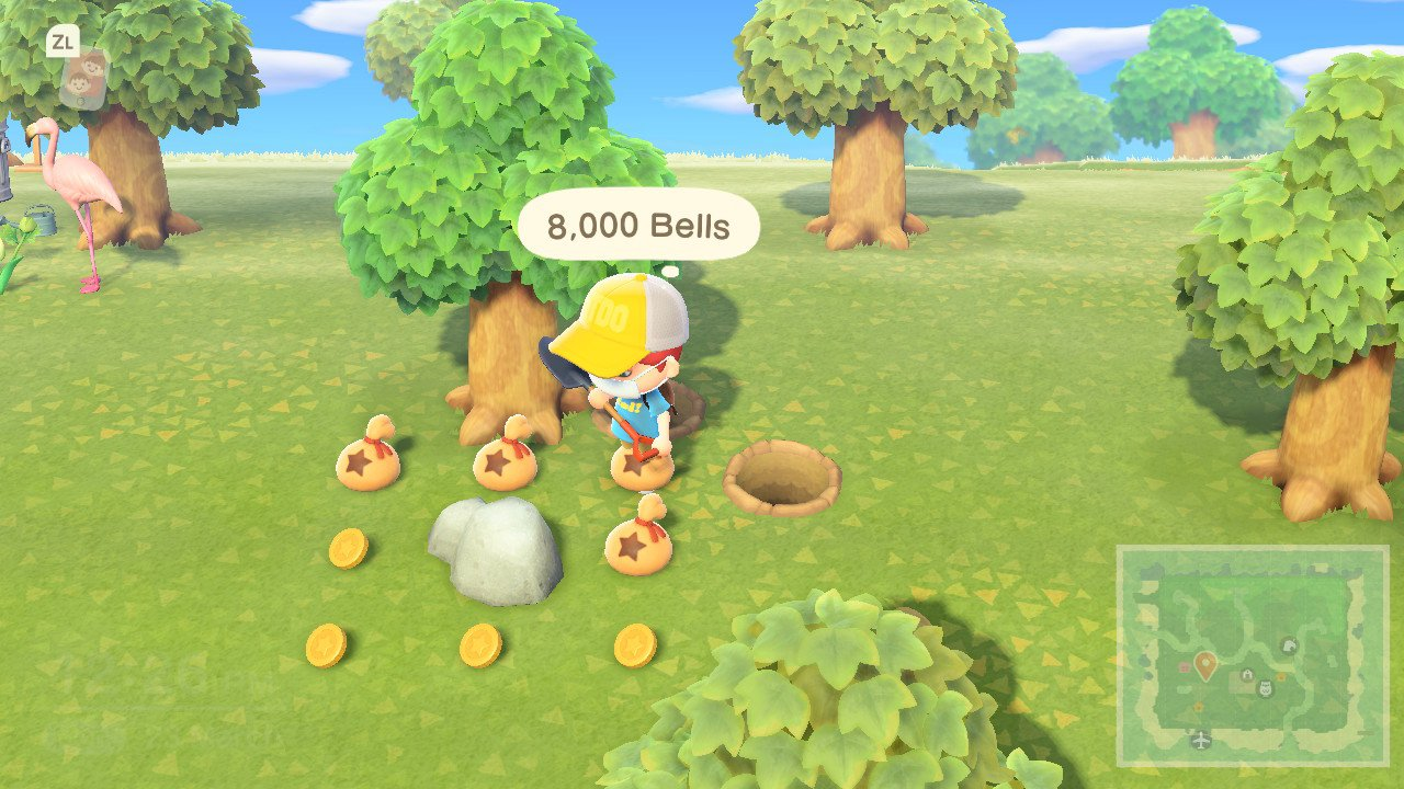 How to get bells animal crossing new horizons