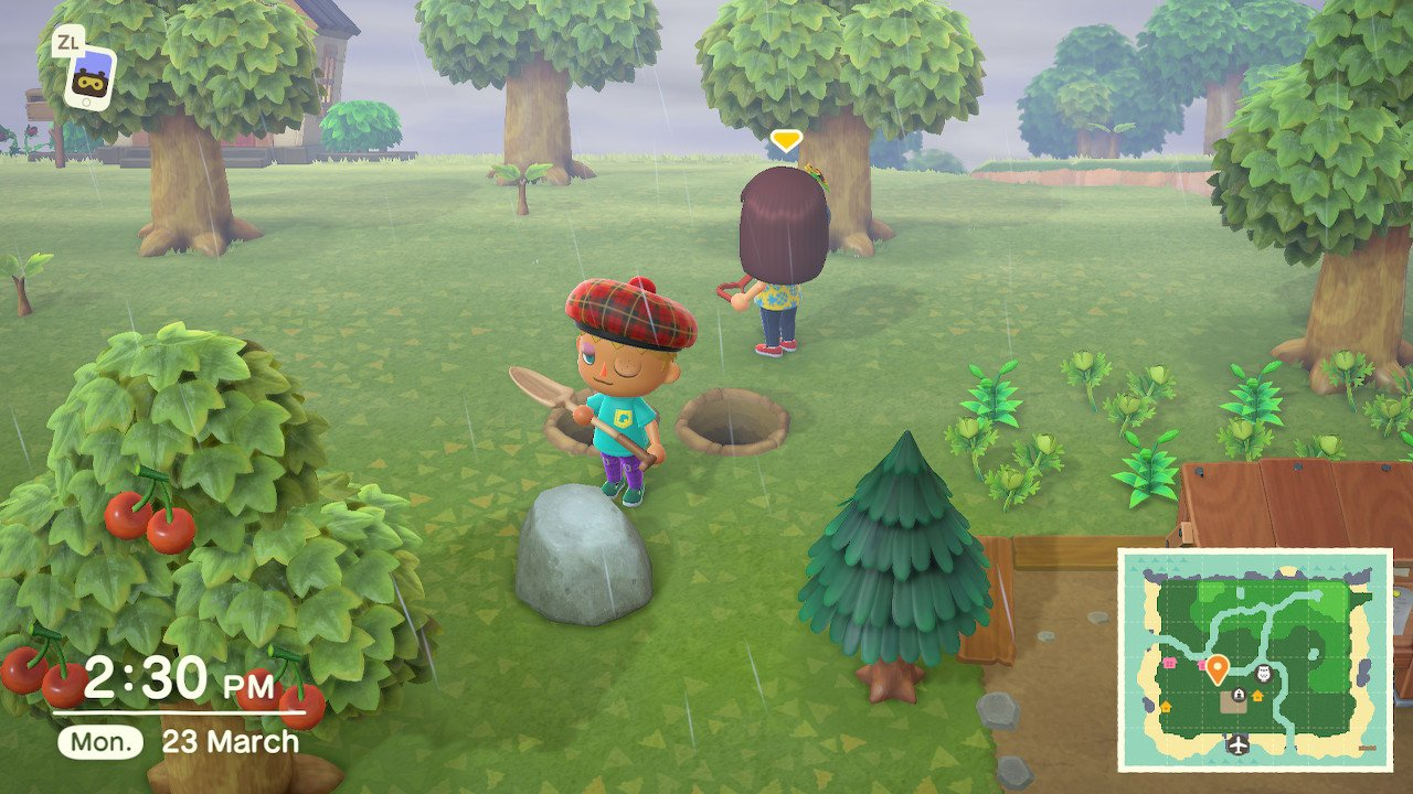 How to get iron nuggets in Animal Crossing: New Horizons