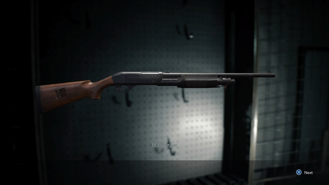 How to get the shotgun in the resident evil 3 demo