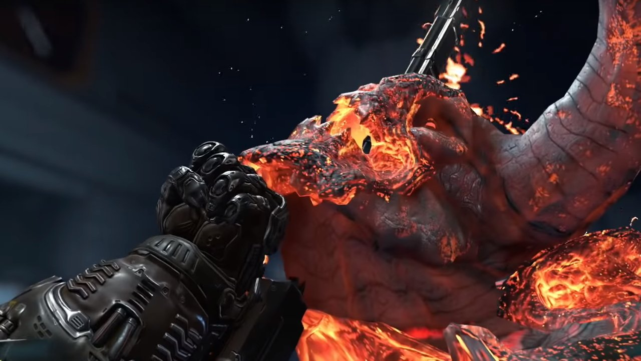 How to heal in Doom Eternal
