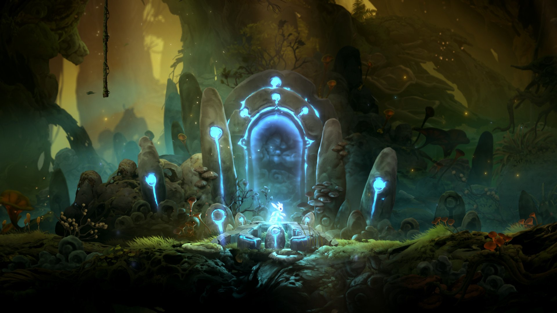 How to save in Ori and the Will of the Wisps