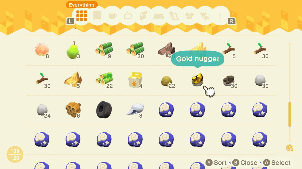How to get Golden Tools in Animal Crossing: New Horizons